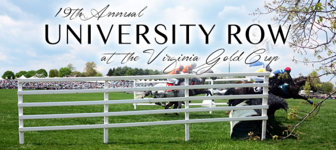 2017 Virginia Gold Cup Races tickets on sale now!