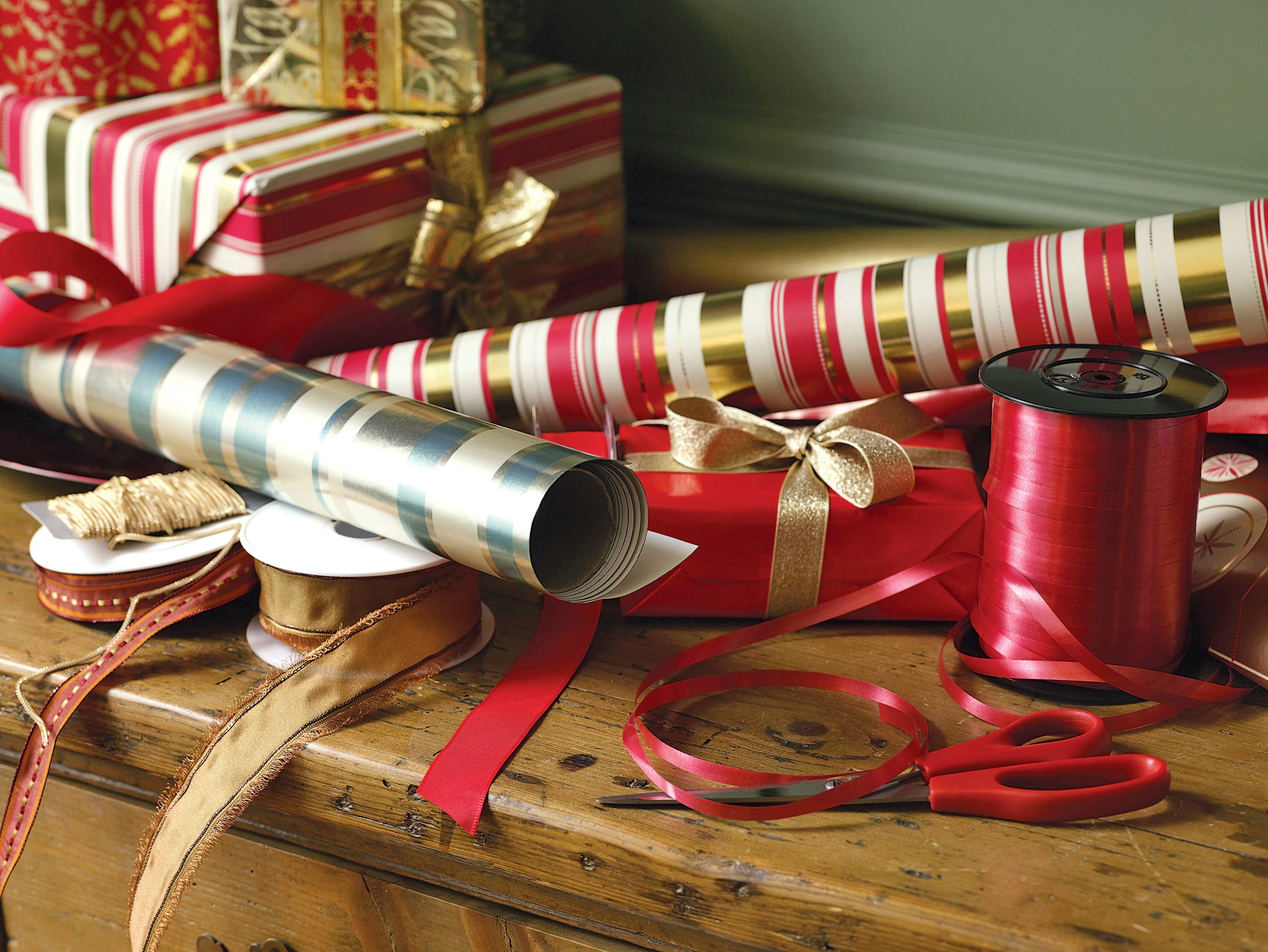 Holiday Gift Wrapping Virginia Club Of New York