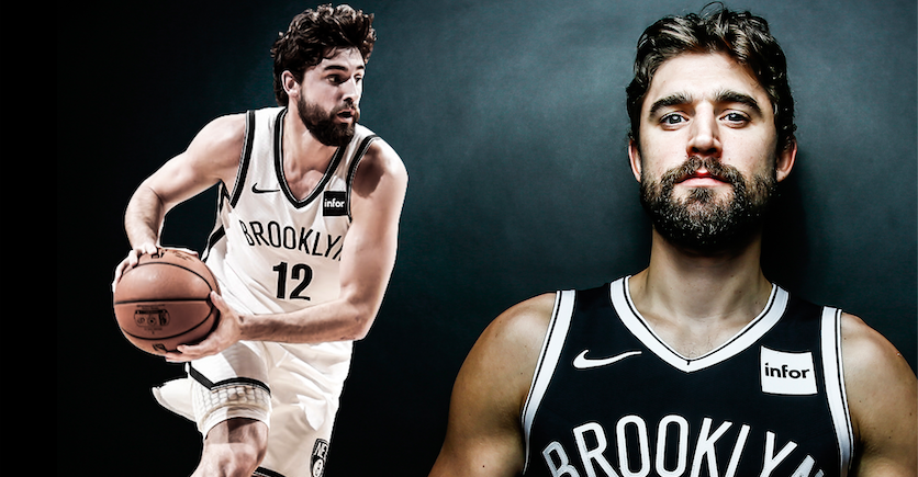 Nets Game with Joe Harris